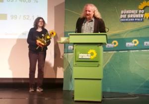 Wolfgang Schlagwein - Annahme der Wahl