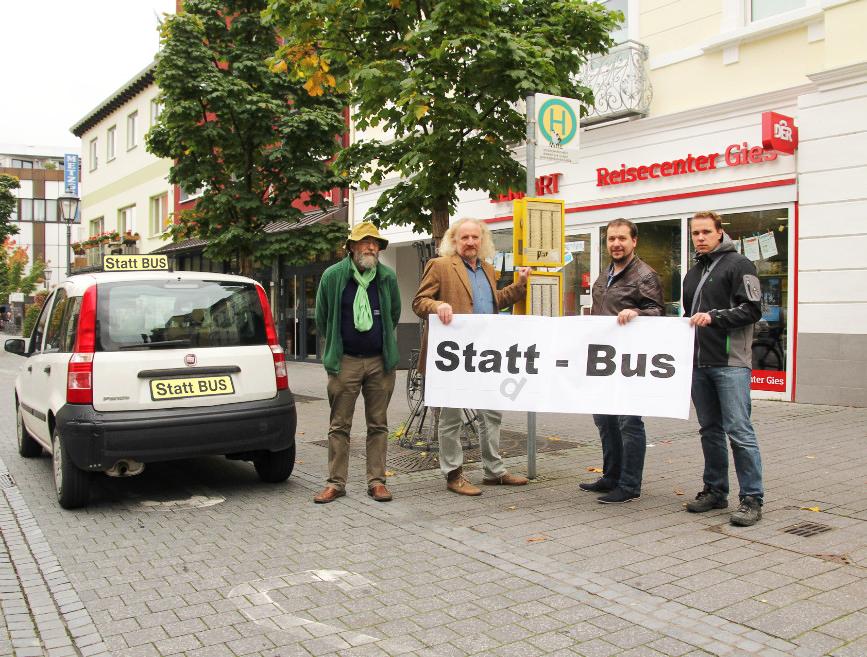 Statt Bus - Stadt Bus