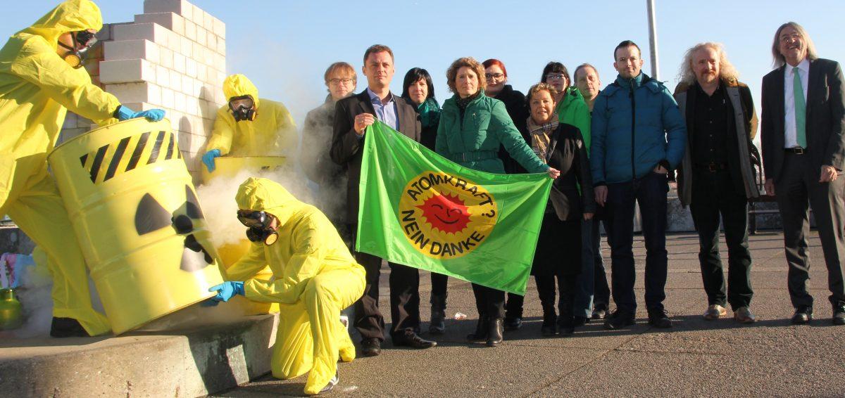 5 Jahre nach Fukushima: Grün jetzt – gegen die Große Koalition von Atom-CDU und Kohle-SPD