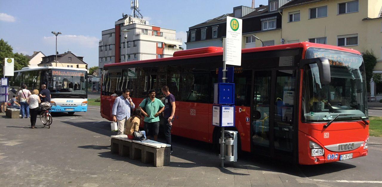 Neues Busangebot im Kreis Ahrweiler