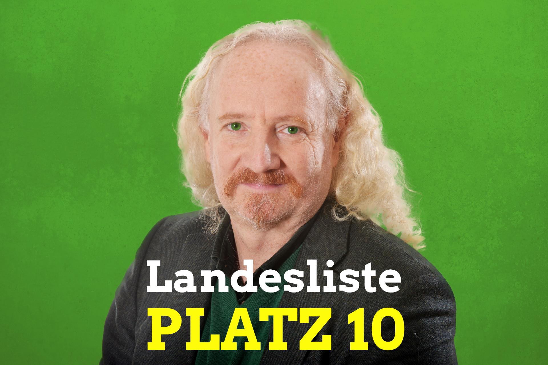 Wolfgang Schlagwein Landesliste Platz 10